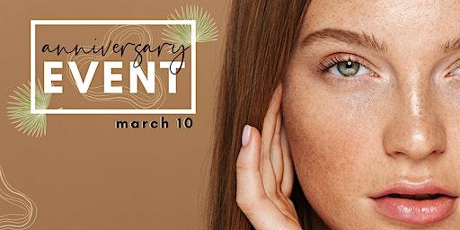 Skin Perfect Brea Anniversary Event
