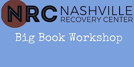 Big Book Workshop tickets