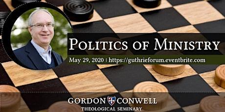 Politics of Ministry tickets