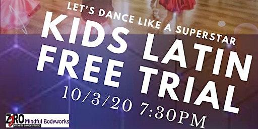 Kids Latin Free Trial