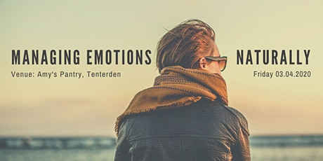 Managing Emotions Naturally tickets