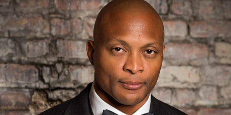 Eddie George at the Area Relief Ministries Annual Salt & Light Banquet tickets