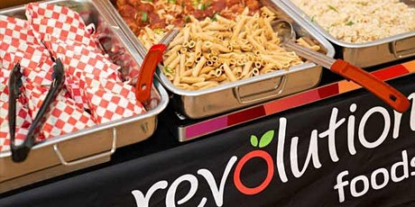 Revolution Foods Culinary Tasting tickets
