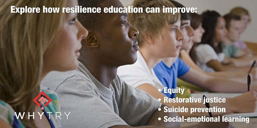 Resilience and Equity Summit