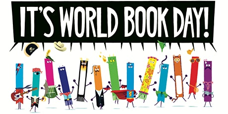Gloucester Library- World Book Day Drop In tickets