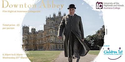 Downton Abbey Film Night