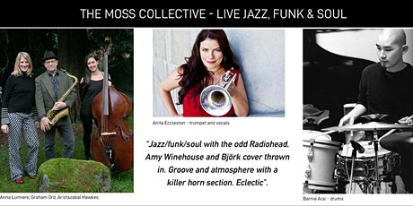 The Moss Collective featuring Anita Eccleston tickets