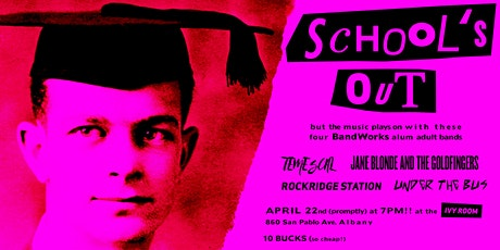School's Out! tickets