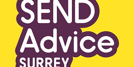 SEND Advice Surrey		   Face to Face Friday tickets
