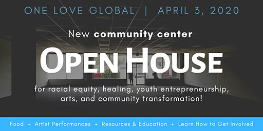 One Love Global New Community Center Open House