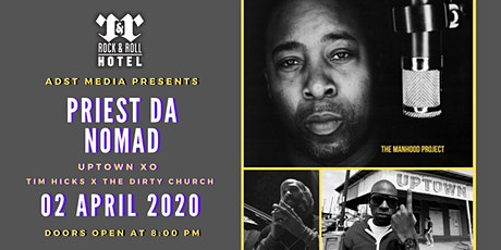 ADST Media Presents: Priest Da Nomad tickets