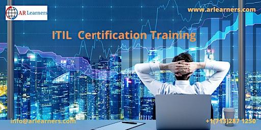 ITIL V4 Certification Training in Iowa City, IA ,USA