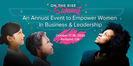 On The Rise Summit tickets