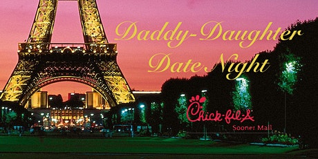 Daddy Daughter Date Night 2020: A Night in Paris tickets