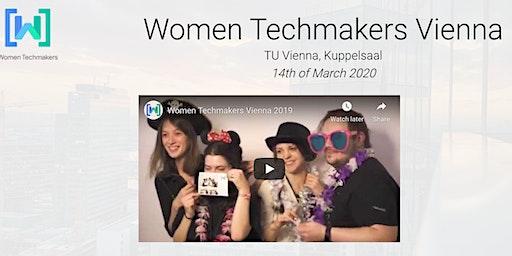 Women Techmakers Vienna 2020