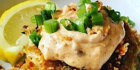 Vegan Crabcake Fest w/Chef Regina tickets