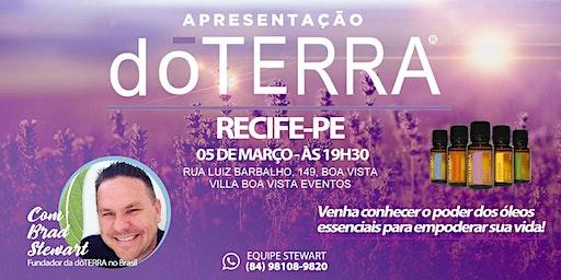 Evento dōTERRA Recife