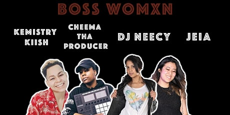 Boss Women in Music tickets