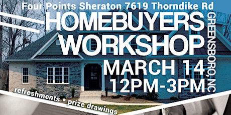 2020 Triad Homebuyers tickets