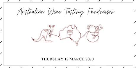 Wine Tasting Fundraiser for the Australian Bushfires tickets