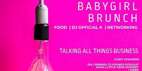 Babygirl Brunch x SILK tickets