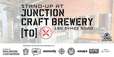Black Sheep Comedy's Stand Up @ Junction Craft Brewery, Sean Cullen Edition tickets