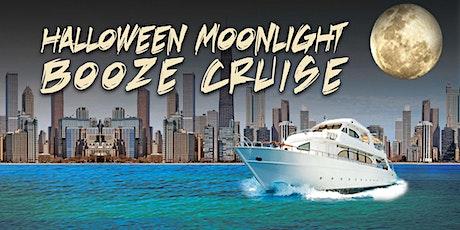 Halloween Moonlight Booze Cruise aboard Navy Pier Spirit tickets