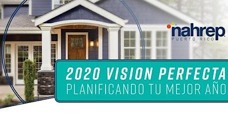 NAHREP Puerto Rico: 2020 Vision Perfecta - Planificando tu mejor año tickets