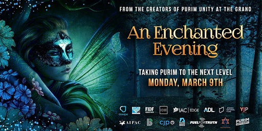 Purim Unity Gala