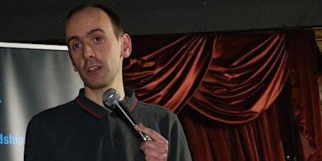 Canterbury Bowling Club Comedy Evening tickets