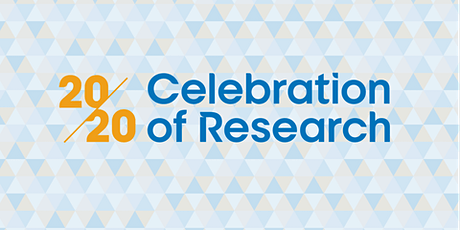 2020 Celebration of Research tickets