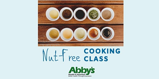 Free Cooking Class: Nut-Free Sauces