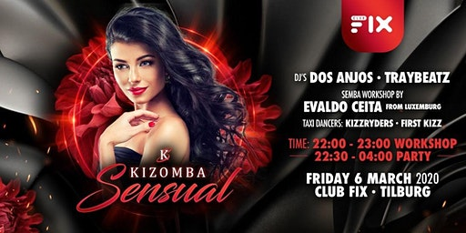 Kizomba Sensual Party at Club Fix 06.03
