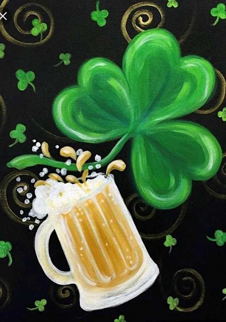 Paint and Sip Art Class - Nocterra Brewing Co. image