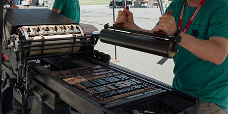 2020 SF Bay Area Printers' Fair & Wayzgoose tickets