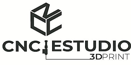 Inauguración CNC Estudio (Impresoras 3D y Routers CNC) entradas