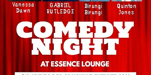 Comedy Night at Essence Lounge