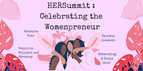 HERSummit : Celebrating the Womenpreneur tickets