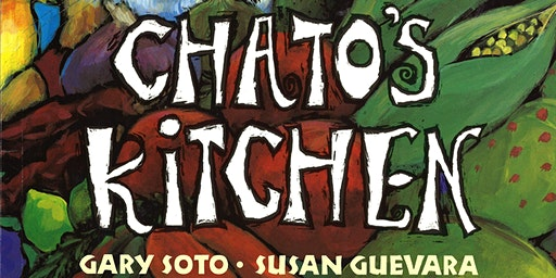Books on the Move: Chato's Kitchen