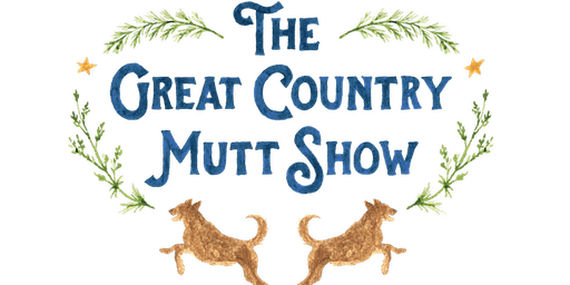 The 2nd Annual Great Country Mutt Show Dinner