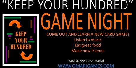Game Night - New Playing Card Game tickets