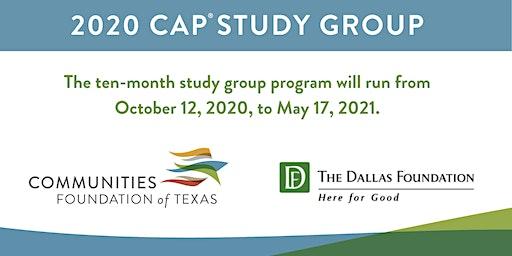 CAP® Study Group Sign-Up