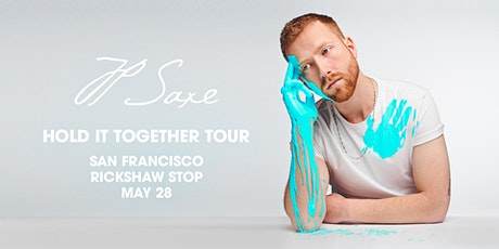 JP SAXE: Hold It Together Tour tickets