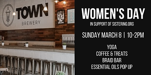 Women's Day at Town Brewery