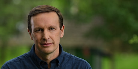 "Meet Senator Chris Murphy discussing his book ""The Violence Inside Us"" tickets"