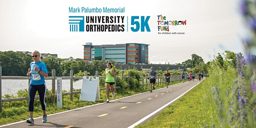 The Mark Palumbo Memorial 5K to benefit the Tomorrow Fund