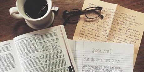 Copy of Coffee Shop Bible Study tickets
