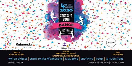 Sarasota World Dance Festival tickets