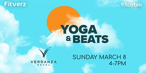 YOGA & BEATS | March 8