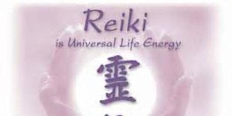 Reiki Level 3 - Master & Teacher Training and Certification tickets